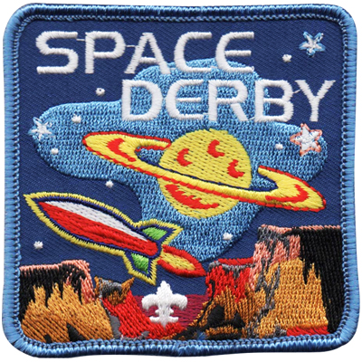 Space Derby (Saturn/Rocket)