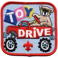 Toy Drive (Bear In Truck)