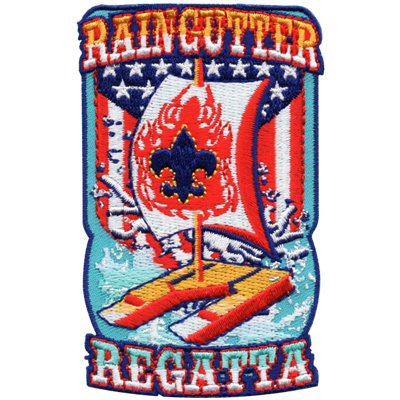Raingutter Regatta Patch
