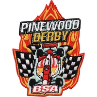 Pinewood Derby BSA