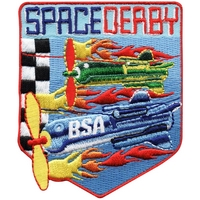 Space Derby BSA