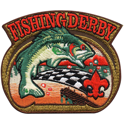 Fishing Derby Patch