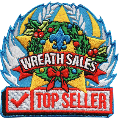 Wreath Sales Top Seller