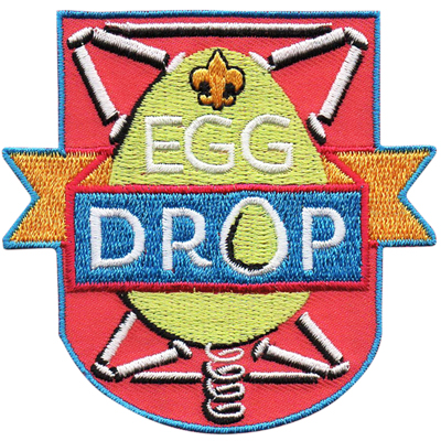 Egg Drop Patch