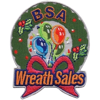BSA Wreath Sales