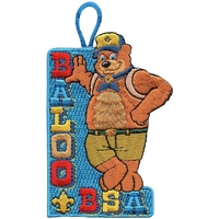 Baloo BSA Patch