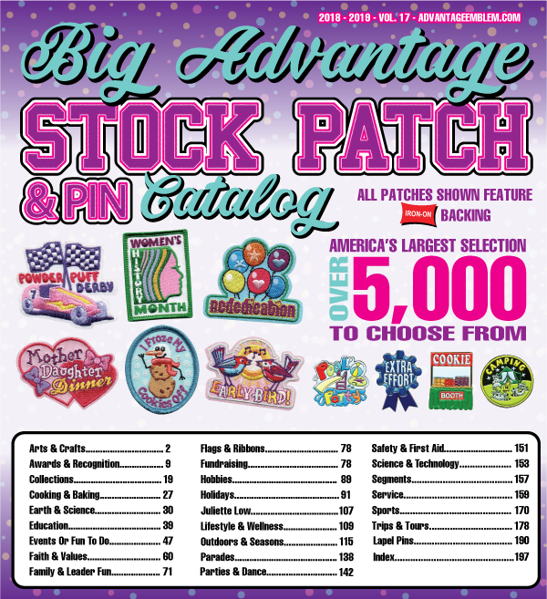 Fun patch catalog for Free craft catalogs mail