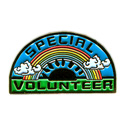 Special Volunteer Pin