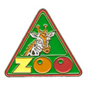 Zoo (Giraffe) Pin
