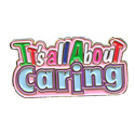 It's All About Caring Pin
