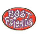 Best Friends Pin