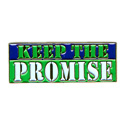Keep The Promise Pin