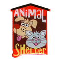 Animal Shelter Pin