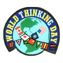 World Thinking Day Pin