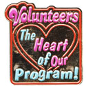 Volunteers Heart of Program