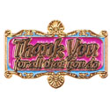 Thank You for All You Do Pin
