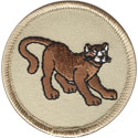 Cougar Patrol Patch