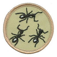 Ant Patrol Patch