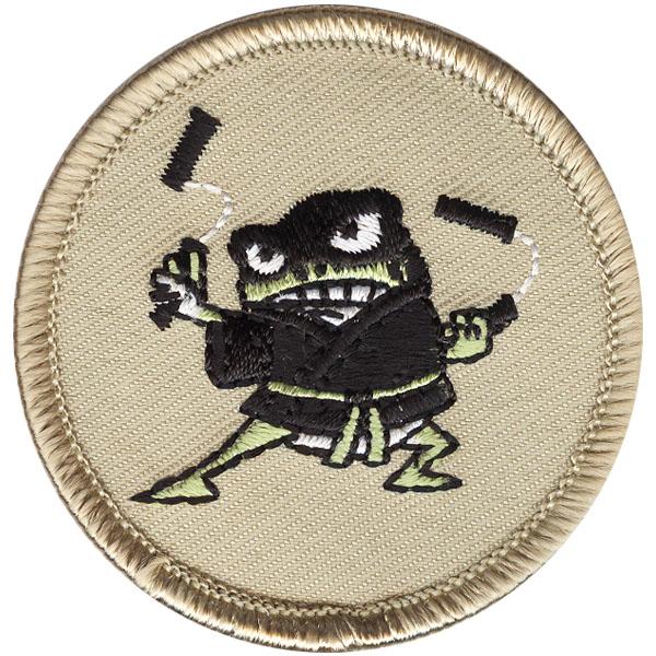 Ninja Frog Patrol