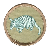 Armadillo Patrol Patch