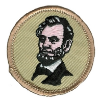 Lincoln Patrol Patch