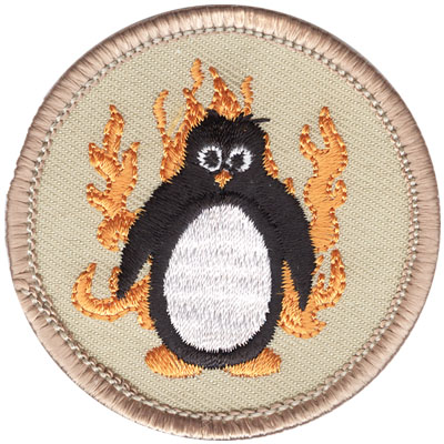 Flaming Penquin Patrol