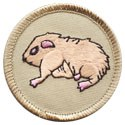 Hamster Patrol Patch