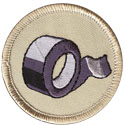 Duct Tape Patrol Patch