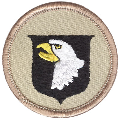 Airborne Patrol Patch