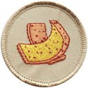 Corn Chips Patrol Patch