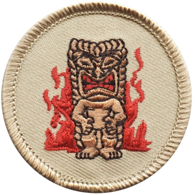 Flaming Tiki Patrol