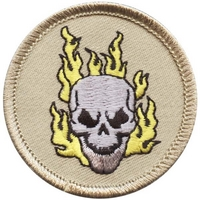 Flaming Skull Patrol