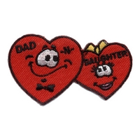 Dad-N-Daughter Hearts