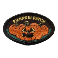 Pumpkin Patch- Jack O Lantern