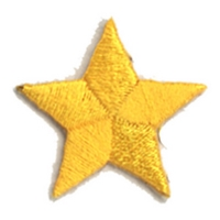 Star - Athletic Gold