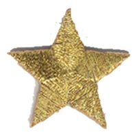Star - Gold Metallic