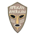 African American (Mask)