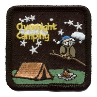 Overnight Camping Patch