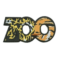 Zoo (Word Animal Print)