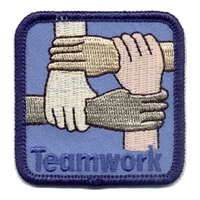 Teamwork Patch