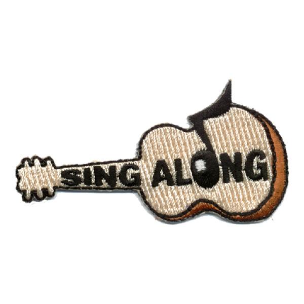 sing along guitar. Black Bedroom Furniture Sets. Home Design Ideas