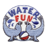 Water Fun (2 Seals W/Ball)