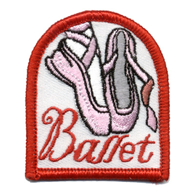 Ballet (Pink Shoes)