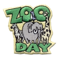 Zoo Day (Zebra)