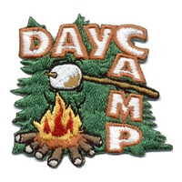 Day Camp   Fire & Trees