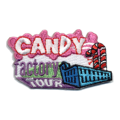 Candy Factory Tour
