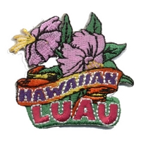 Hawaiian Luau (Flowers)