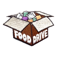 Food Drive - Box Of Food