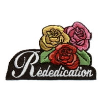 Rededication - Roses