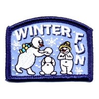 Winter Fun (Snow People)